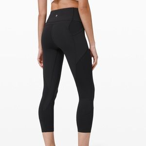 """Lululemon All the Right Places Crop 23"""""""